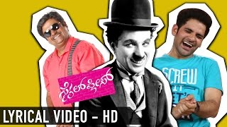 Download Hindi Video Songs - Smile Please - Lyrical video with Charlie Chaplin - Gurunandan | Raghu Samarth | J Anoop Seelin