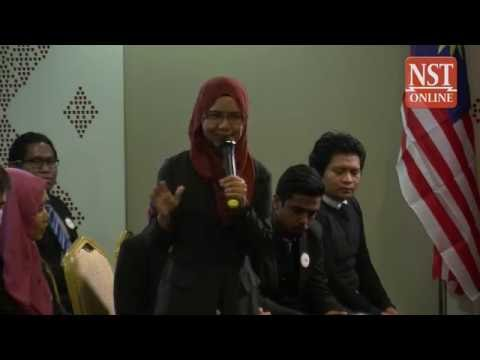 Merdeka Town Hall Session with New Straits Times - Part 2