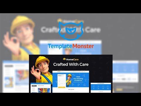 JohnnyGo - Multipurpose Home Services WordPress Theme #62555