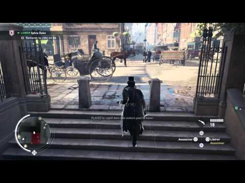 Assassin's Creed® Syndicate - La femme invisible :)