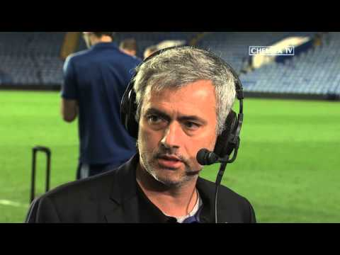 REACTION: MOURINHO ON WEST BROMWICH ALBION