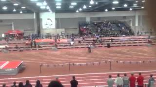 2015 UNLV Track and Field  (Mountain West Conference Indoor Championships)