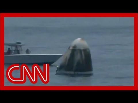 Επέστρεψαν στη Γη από τον Διεθνή Διαστημικό Σταθμό δύο αστροναύτες της NASA