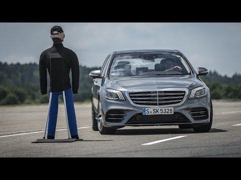 2018 Mercedes S-Class – intelligent Drive