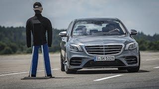 2018 Mercedes S-Class - intelligent Drive