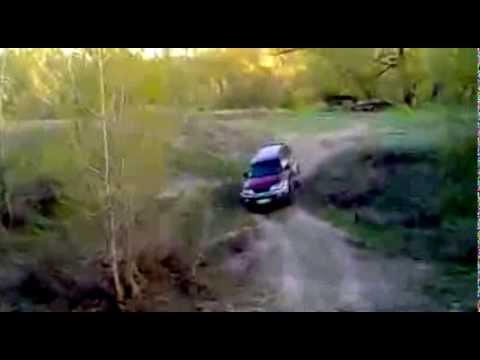Тест-драйв Mitsubishi Montero Sport - Клип смотреть онлайн с ютуб youtube, скачать