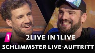 Baixar 2LIVE in 1LIVE - Was war dein schlimmster Live-Auftritt? | 15/1 | Luke Mockridge & Ingmar Stadelmann