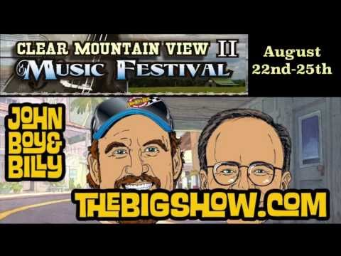 David Elliott Clear Mountain View Interview with John Boy and Billy