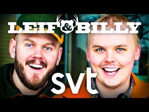 Leif & Billy får egen serie på SVT!