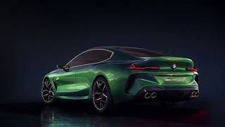 "The Future Of BMW Is Here Bmw M8 ""concept """