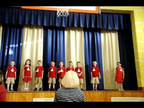 Village Schoolhouse Year End Show - Part 2 (jordan)