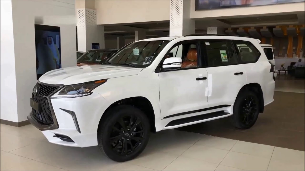 Lexus LX 570 BLACK EDİTİON 2019 SUV - YouTube