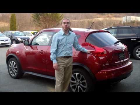 All New 2011 Nissan Juke SL Sport Crossover