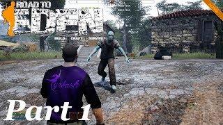 BUILD, CRAFT, SURVIVE | Road to Eden PC Gameplay | Part 1