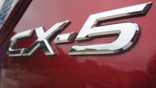 CX 5高速道路試乗