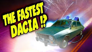 Dacia Mod for PUBG!!