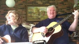 "Jim Miller & Beth Miller performing ""Cold, Rain & Snow"" by The Grateful Dead"