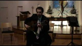 Daniel A Ciurleo, classical guitar, performs 'Mallorca' by Isaac Albeniz