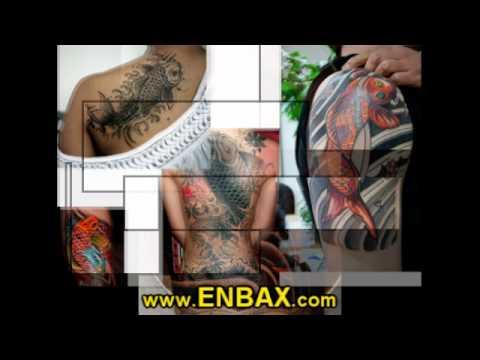 Tattoos of Koi Fish, Koi Tattoo Ideas
