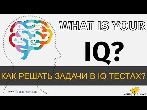 Как научиться решать любые задачи? Как повысить IQ? Развитие интеллекта по силам любому.