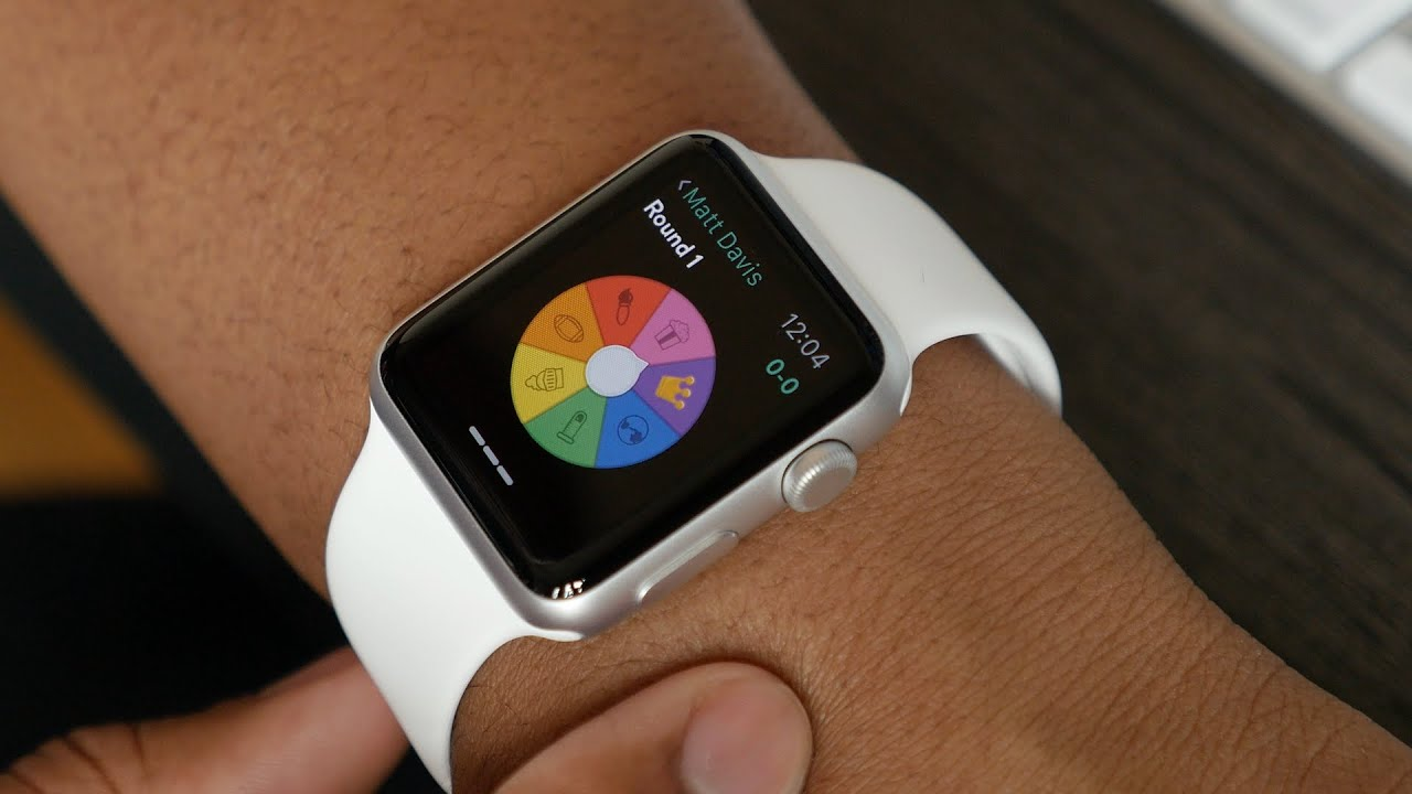 top apps for the apple watch