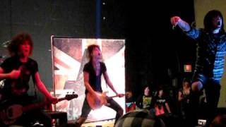 ASKING ALEXANDRIA - THE FINAL EPISODE : LIVE : FORT WAYNE, INDIANA