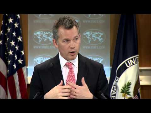 State Department confirms death of US citizen in Syria