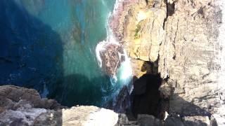 Португалия, побережье Атлантического океана