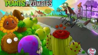 Plants Vs Zombies Music - BraniacManiac(Dr. Zomboss