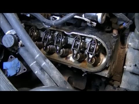 how to clean 6.0 turbo without removing
