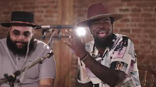 The Hamiltones Perform Live for NC Roots Music Series