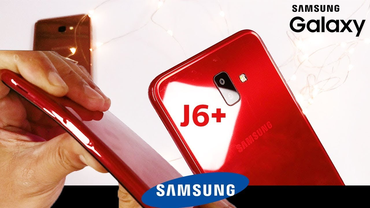 2a515640bbff0 Galaxy J6 Plus Durability Test- Give me Shiny RED !! J6+ Camera Vs ...