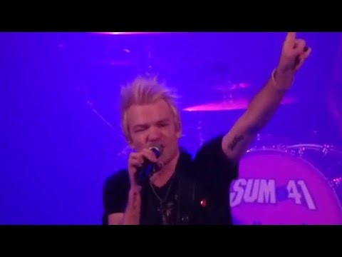 SUM 41 I Summer + Handle this Live @ Paris Trianon 22.02.2016