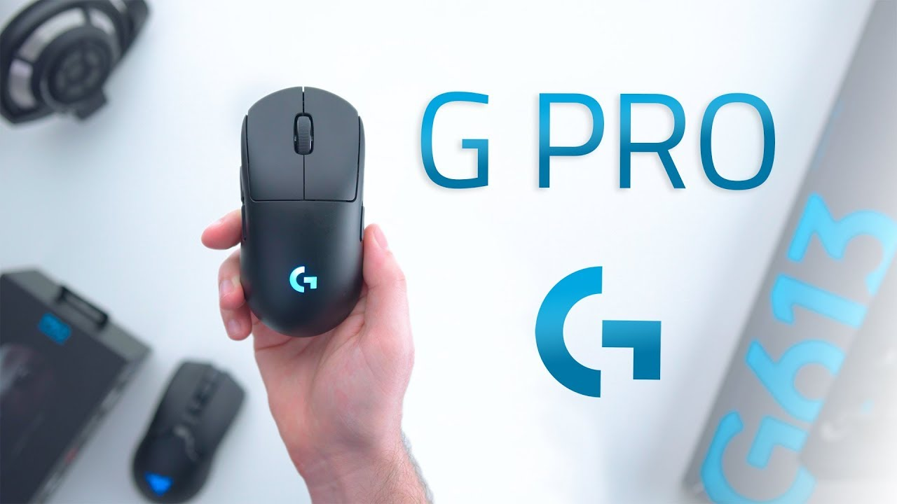 The Most Popular Premium Gaming Mouse | Logitech G Pro Wireless