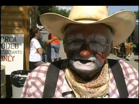 Old School Rodeo Clowns Youtube