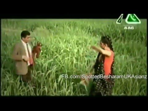 Mr. Bean Having fun in Pakistan