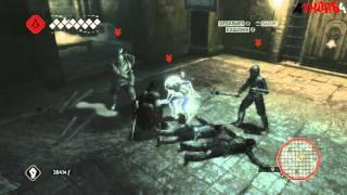 Vidéo annexe ♣ Assassin's creed 2 ♣ Tombeau d'assassin ♣ Santa Maria Della Visitazione