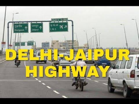 Delhi Jaipur Highway NH-8 (Road Trip)