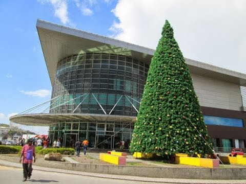 Vision City, Port Moresby - Biggest Shopping Mall  in the South Pacific