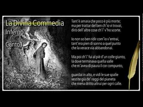 La Divina Commedia - Inferno - Canto I