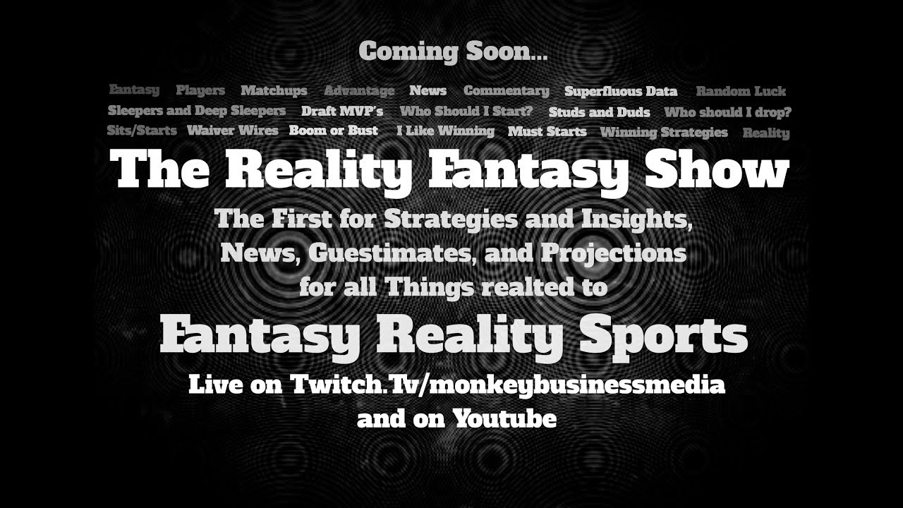 Fantasy Reality Draft Day Teaser (With Producer Commentary) - YouTube