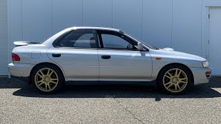 homepage tile video photo for (SUBARU FAIL!) NEW WHEELS FOR THE GC8 WRX!!