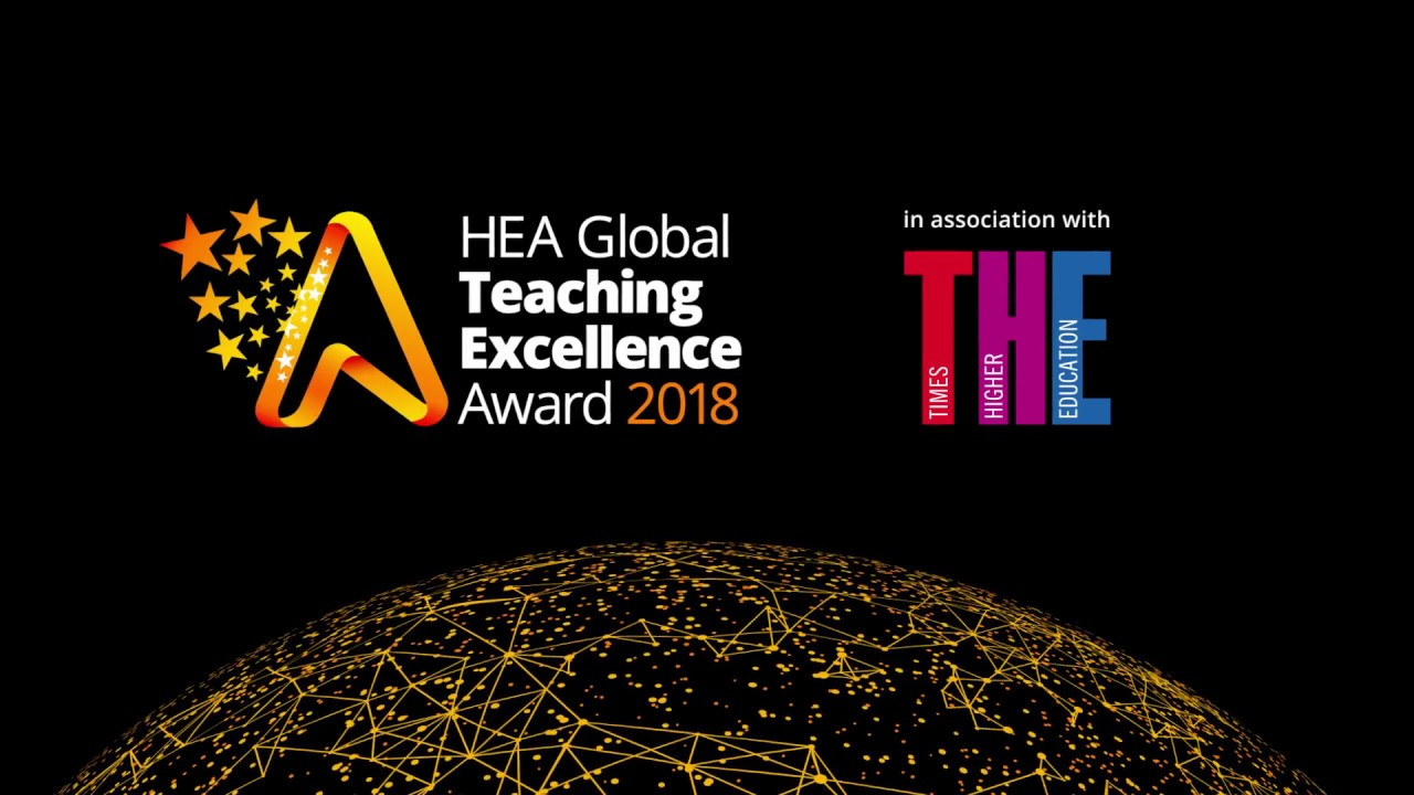 Global Teaching Excellence Award | Advance HE