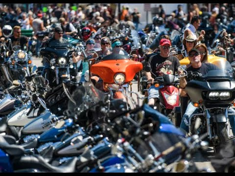 Update: Sturgis Motorcycle Rally In South Dakota