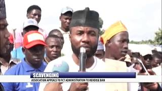 SCAVENGING: ASSOCIATION APPEALS TO FCT ADMINISTRATION TO REVERSE BAN