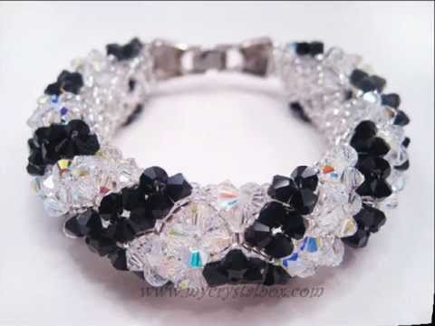Handmade Swarovski Crystal Jewelry
