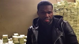 50 Cent Flashes Massive Cash in His Pants After Bankruptcy Court Hearing