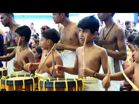 Chenda Arangettam-Part 1