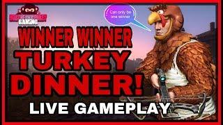 H1Z1 [PS4] BATTLE ROYALE- H1Z1 Season 2, Turkey Winner