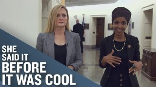 Ilhan Omar: Impeachment Pioneer | Full Frontal on TBS